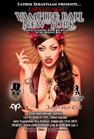 New York Vampire Ball 2015