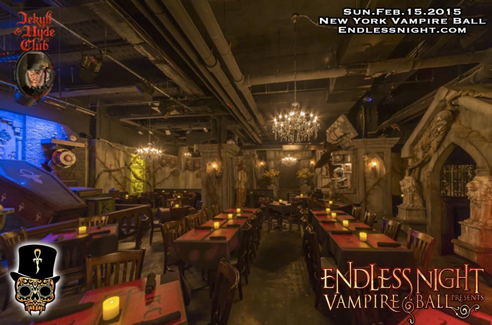 Dracula Restaurant Nyc